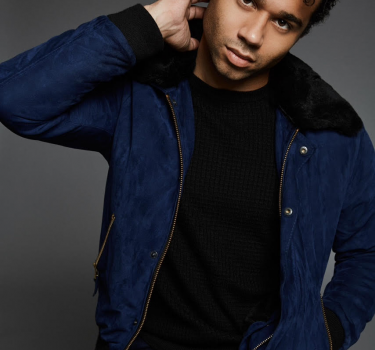 Celebrity Spotlight: Corbin Bleu