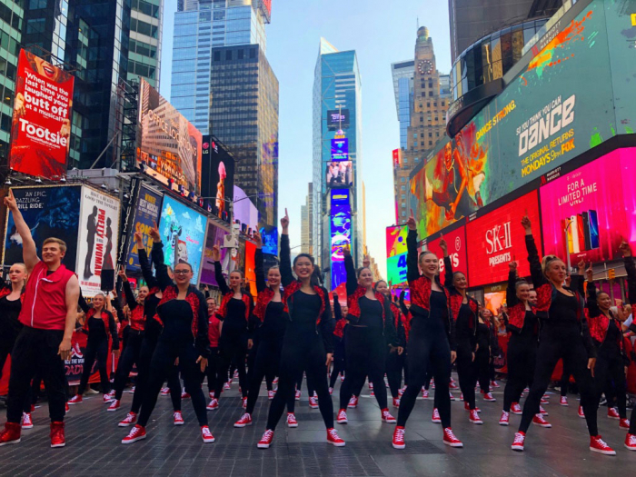 Dance The World Broadway 1