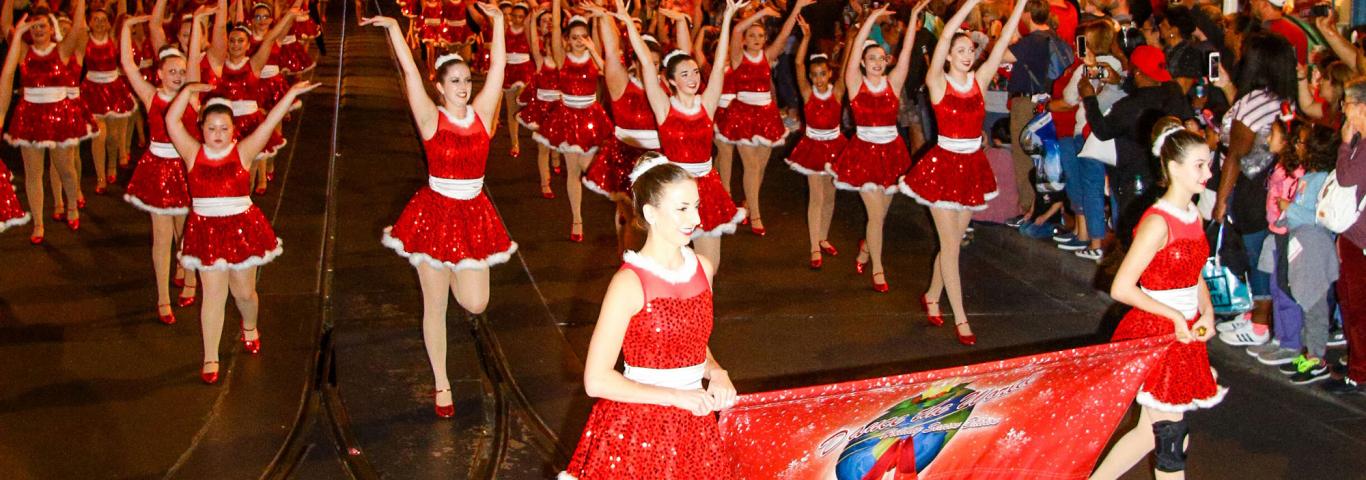 Dance the World Holiday Season Edition