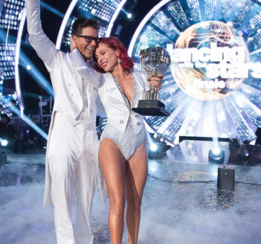 Celebrity Spotlight: Sharna Burgess