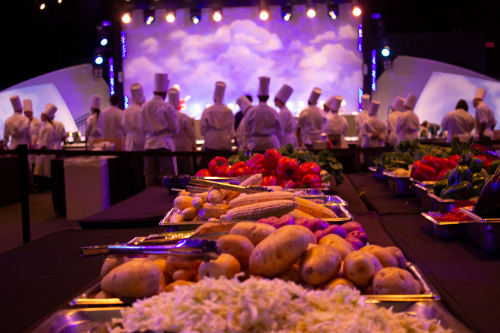 Culinary Competition at Disney