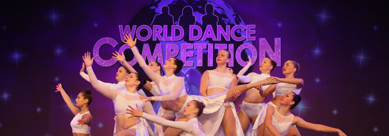 World Dance Competition - June 25 - 28, 2020