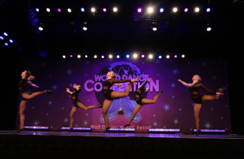Dance Competition at Disney