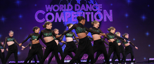 How to decide which national dance competition to attend