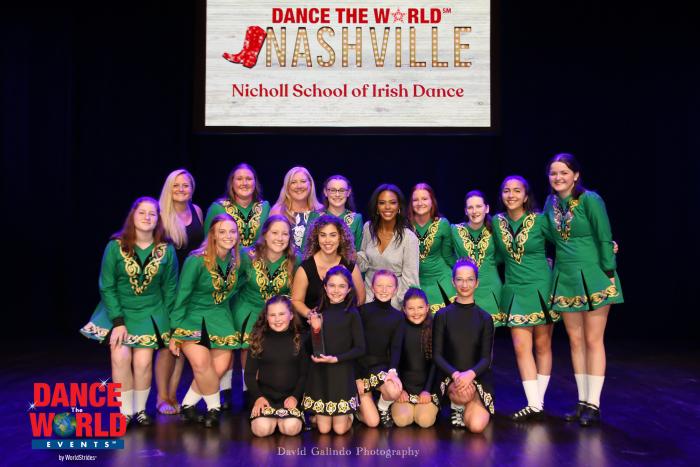 Dance The World Nashville 9