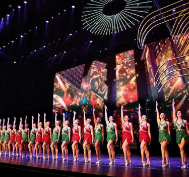 A Holiday Spectacular in NYC